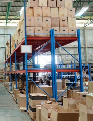 ARCA asurance entrepôt
