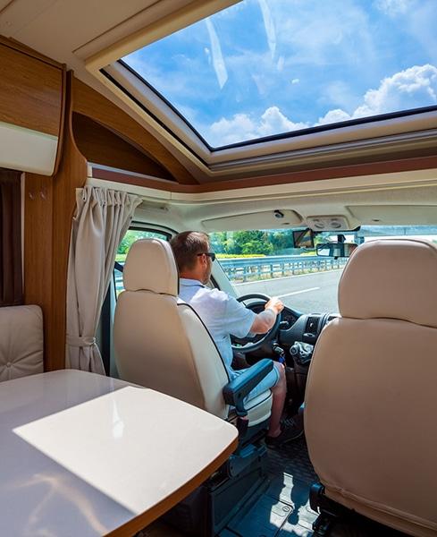 assurance transport poids lourd camping car